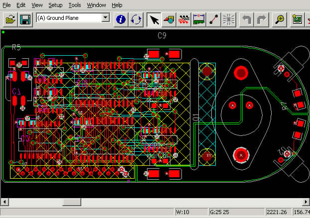 CADX Design - PADS